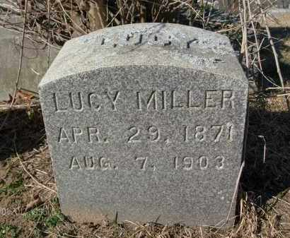 MILLER, LUCY - Albany County, New York | LUCY MILLER - New York Gravestone Photos