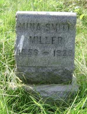 MILLER, MINA - Albany County, New York | MINA MILLER - New York Gravestone Photos
