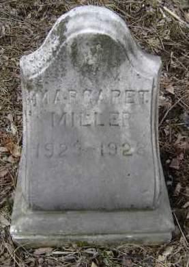 MILLER, MARGARET - Albany County, New York | MARGARET MILLER - New York Gravestone Photos
