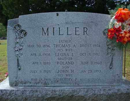 MILLER, ROLAND - Albany County, New York | ROLAND MILLER - New York Gravestone Photos