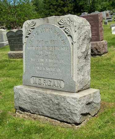 MORGAN, WILLIAM A. - Albany County, New York | WILLIAM A. MORGAN - New York Gravestone Photos