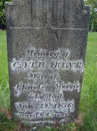 MORRIS, CATHARINE - Albany County, New York | CATHARINE MORRIS - New York Gravestone Photos