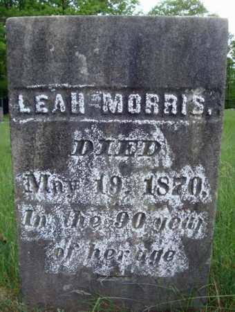 MORRIS, LEAH - Albany County, New York | LEAH MORRIS - New York Gravestone Photos