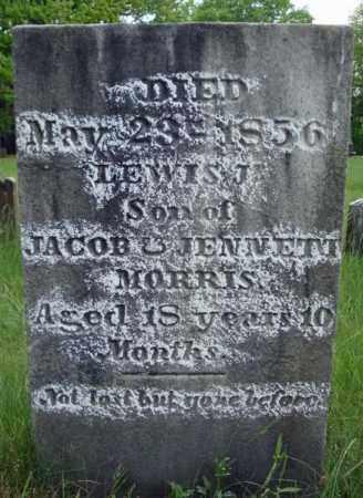 MORRIS, LEWIS J - Albany County, New York   LEWIS J MORRIS - New York Gravestone Photos