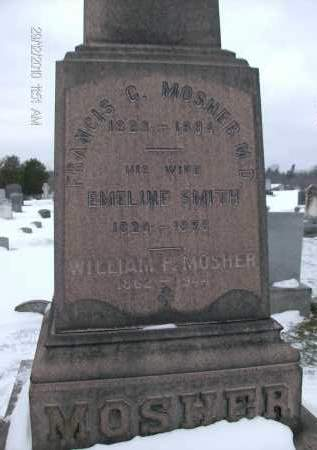 SMITH, EMELINE - Albany County, New York | EMELINE SMITH - New York Gravestone Photos