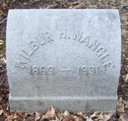 NANGLE, WILBUR H. - Albany County, New York | WILBUR H. NANGLE - New York Gravestone Photos