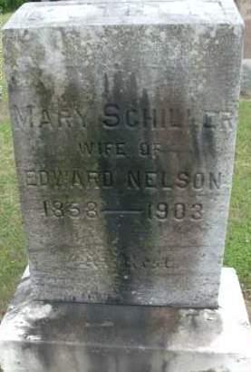 SCHILLER, MARY - Albany County, New York | MARY SCHILLER - New York Gravestone Photos