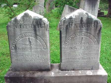 OGSBURY, JOHN P - Albany County, New York | JOHN P OGSBURY - New York Gravestone Photos