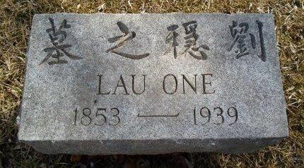 ONE, LAU - Albany County, New York | LAU ONE - New York Gravestone Photos