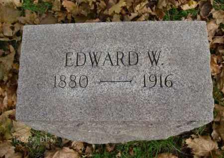 OSTRANDER, EDWARD W - Albany County, New York   EDWARD W OSTRANDER - New York Gravestone Photos