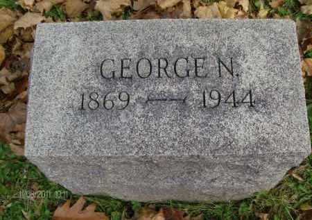 OSTRANDER, GEORGE N - Albany County, New York | GEORGE N OSTRANDER - New York Gravestone Photos