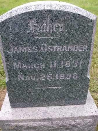 OSTRANDER, JAMES - Albany County, New York   JAMES OSTRANDER - New York Gravestone Photos