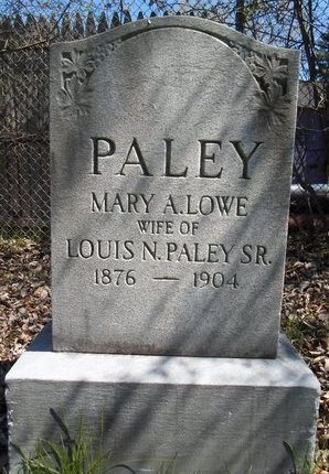 LOWE PALEY, MARY A - Albany County, New York | MARY A LOWE PALEY - New York Gravestone Photos