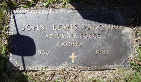 PALOMBO, JOHN LEWIS - Albany County, New York | JOHN LEWIS PALOMBO - New York Gravestone Photos