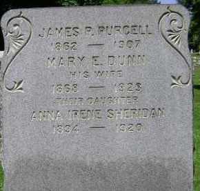 DUNN, MARY E - Albany County, New York | MARY E DUNN - New York Gravestone Photos