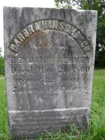 VAN SCHAACK, BARBRA - Albany County, New York | BARBRA VAN SCHAACK - New York Gravestone Photos