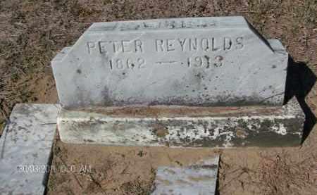 REYNOLDS, PETER - Albany County, New York   PETER REYNOLDS - New York Gravestone Photos