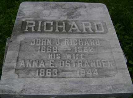 OSTRANDER, ANNA E - Albany County, New York | ANNA E OSTRANDER - New York Gravestone Photos