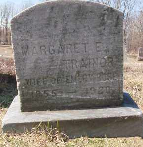 TRAINOR, MARGARET E - Albany County, New York | MARGARET E TRAINOR - New York Gravestone Photos