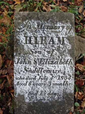 SADDLEMIRE, HIRAM - Albany County, New York | HIRAM SADDLEMIRE - New York Gravestone Photos