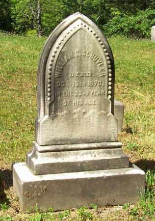 SCHUYLER, WILLIAM C. - Albany County, New York | WILLIAM C. SCHUYLER - New York Gravestone Photos