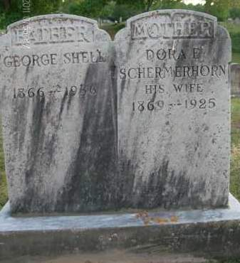 SHELL, GEORGE - Albany County, New York | GEORGE SHELL - New York Gravestone Photos