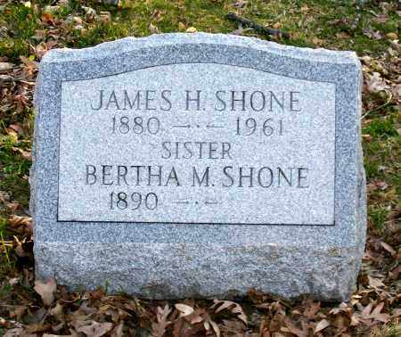 SHONE, JAMES H. - Albany County, New York | JAMES H. SHONE - New York Gravestone Photos