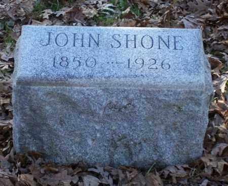 SHONE, JOHN - Albany County, New York | JOHN SHONE - New York Gravestone Photos