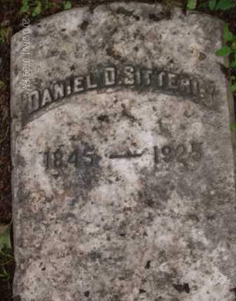 SITTERLY, DANIEL D. - Albany County, New York   DANIEL D. SITTERLY - New York Gravestone Photos