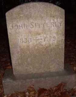 SITTERLY, JOHN - Albany County, New York   JOHN SITTERLY - New York Gravestone Photos