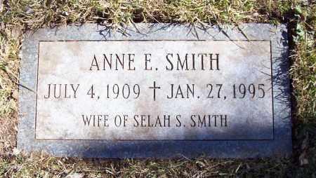 SMITH, ANNE E. - Albany County, New York | ANNE E. SMITH - New York Gravestone Photos