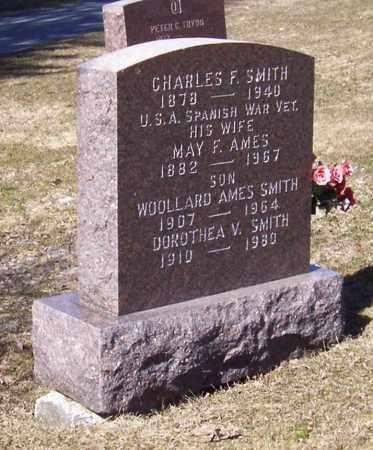 SMITH, WOOLLARD A. - Albany County, New York | WOOLLARD A. SMITH - New York Gravestone Photos