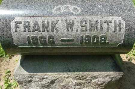 SMITH, FRANK W - Albany County, New York | FRANK W SMITH - New York Gravestone Photos