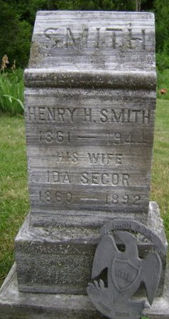 SMITH, IDA - Albany County, New York | IDA SMITH - New York Gravestone Photos