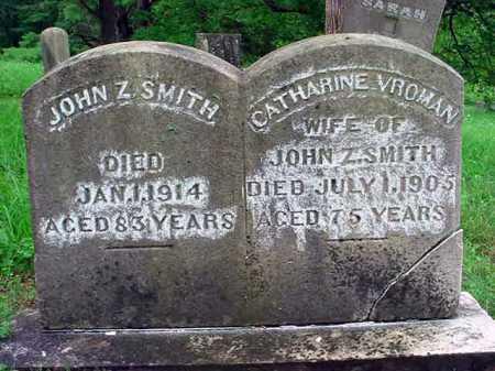 SMITH, JOHN Z - Albany County, New York   JOHN Z SMITH - New York Gravestone Photos