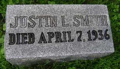SMITH, JUSTIN L - Albany County, New York | JUSTIN L SMITH - New York Gravestone Photos