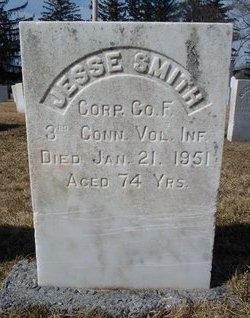 SMITH, JESSE - Albany County, New York   JESSE SMITH - New York Gravestone Photos