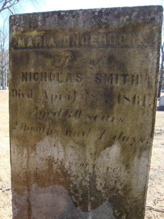 SMITH, MARIA - Albany County, New York | MARIA SMITH - New York Gravestone Photos