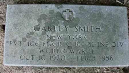 SMITH, OAKLEY - Albany County, New York | OAKLEY SMITH - New York Gravestone Photos