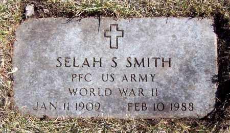 SMITH, SELAH S. - Albany County, New York | SELAH S. SMITH - New York Gravestone Photos