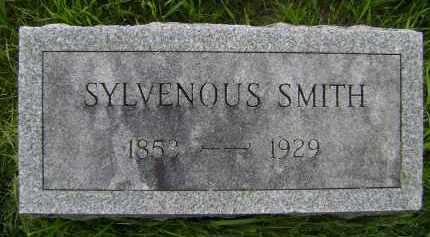 SMITH, SYLVENOUS - Albany County, New York | SYLVENOUS SMITH - New York Gravestone Photos
