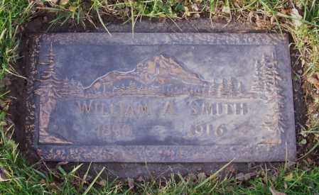 SMITH, WILLIAM A. - Albany County, New York | WILLIAM A. SMITH - New York Gravestone Photos