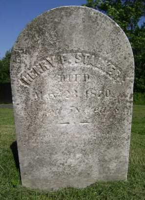 STALKER, HENRY P - Albany County, New York | HENRY P STALKER - New York Gravestone Photos