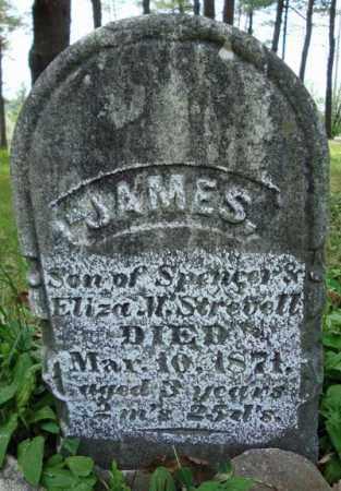 STREVELL, JAMES - Albany County, New York | JAMES STREVELL - New York Gravestone Photos