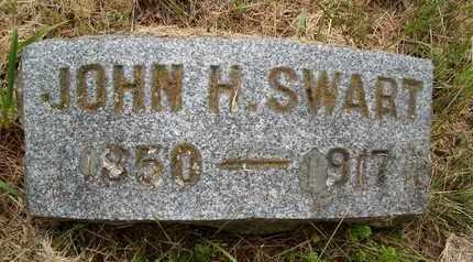 SWART, JOHN H - Albany County, New York | JOHN H SWART - New York Gravestone Photos
