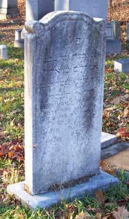 SWARTZ, ABRAHAM - Albany County, New York | ABRAHAM SWARTZ - New York Gravestone Photos