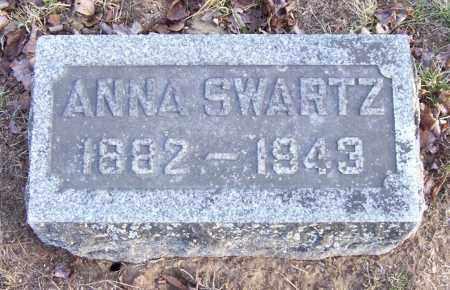 CAIN SWARTZ, ANNA E. - Albany County, New York | ANNA E. CAIN SWARTZ - New York Gravestone Photos