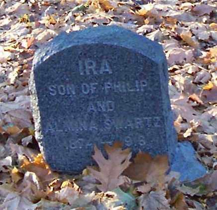 SWARTZ, IRA - Albany County, New York | IRA SWARTZ - New York Gravestone Photos
