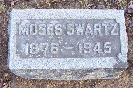 SWARTZ, MOSES - Albany County, New York | MOSES SWARTZ - New York Gravestone Photos