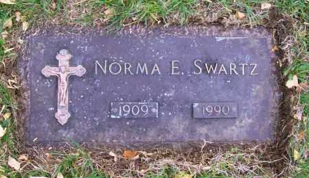 SWARTZ, NORMA E. - Albany County, New York | NORMA E. SWARTZ - New York Gravestone Photos
